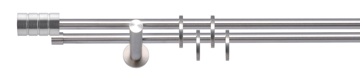 VION 10 mm MODIA - stainless steel - Pol set no. 2-1105-116