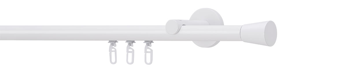 VION 20 mm ORIM - white - Pole set no. 4-2124-28